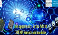 Job in the field of MEMS sensors and modules